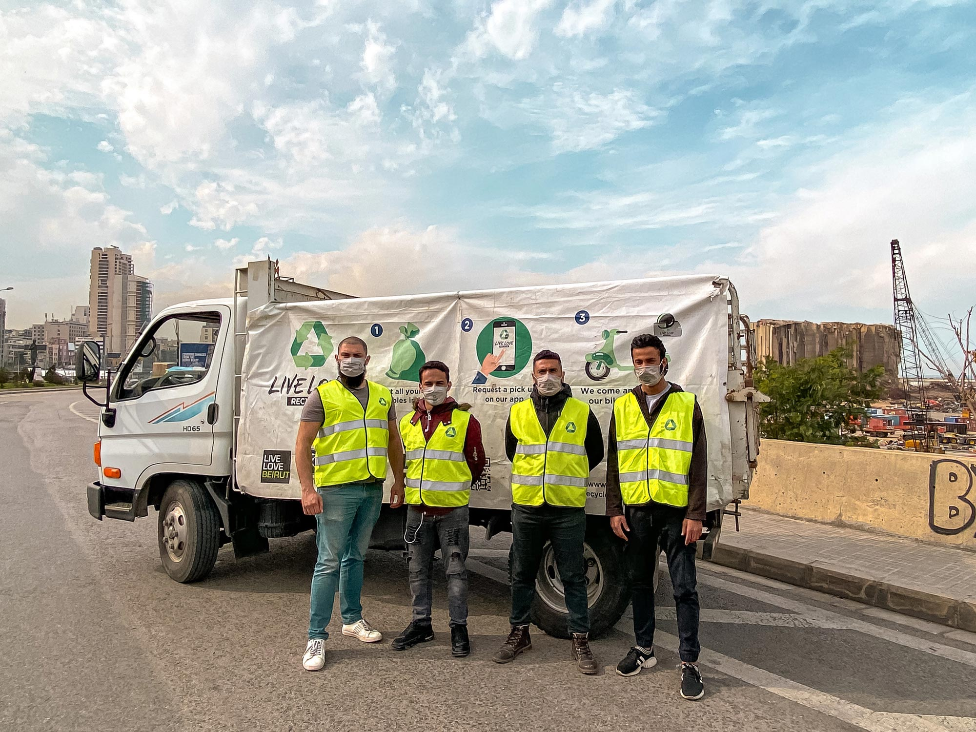Live Love Recycle – The story of Georges Bitar